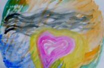 Зарождение любви. Глубины сердца
