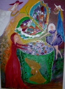 Практика осознанного дыхания в потоке любви и изобилия