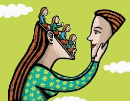 Принять и полюбить различные проявления себя.